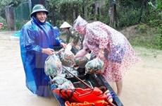 Inondations: le PM demande d'octroyer 4.000 tonnes de riz aux localités sinistrées