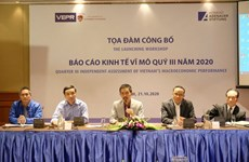 Le VEPR revoit à la baisse la croissance vietnamienne à 2,8% en 2020