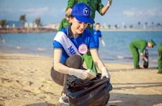 """Lancement du concours """"Gardons le bleu de la mer"""""""