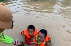 Intempéries: l'UNICEF vient en aide aux enfants du Centre