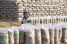 Près de 12 millions de dollars pour reconstituer le stock national de riz
