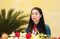400 femmes élues aux Comités du Parti des provinces et villes