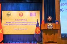 Le Vietnam publie le Rapport sur les indicateurs des ODD de l'ASEAN
