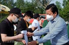 Covid-19 : le Vietnam recense 12 nouveaux cas, aucune transmission locale