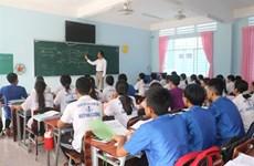 À Soc Trang, les élèves de l'ethnie khmère ont soif d'apprendre