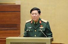 L'Assemblée nationale se penche sur la participation aux opérations de paix