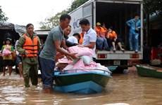 Le pays à pied d'oeuvre contre les inondations dans le Centre