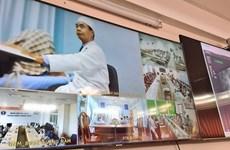 L'hôpital Tu Du inaugure son système de télémédecine
