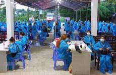 Covid-19: le Vietnam recense un nouveau cas, aucune transmission locale