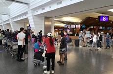 COVID-19 : rapatriement de 230 citoyens vietnamiens de Taiwan (Chine)