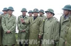 Le Vietnam se prépare à l'arrivée d'un nouveau violent typhon
