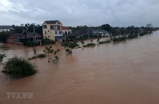 Inondations au Centre : message de sympathie du Roi et de la Reine de Thaïlande