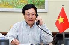 L'ancien PM britannique prêt à aider le Vietnam à attirer des investissements de haute qualité