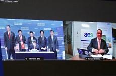PV GAS et la société AES  signent un accord sur le projet d'entrepôts et ports GNL My Son