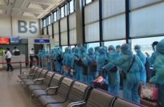 COVID-19 : rapatriement de ressortissants des EAU, du Koweït et du Japon
