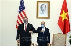 Les États-Unis prennent en haute considération le partenariat intégral avec le Vietnam