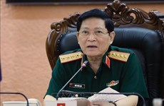 Vietnam-Russie : conversation téléphonique entre les deux ministres de la Défense