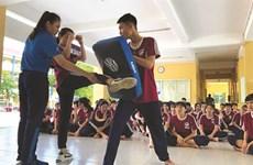 Une école fait la part belle au sport