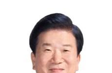 Le président de l'Assemblée nationale sud-coréenne en visite officielle au Vietnam