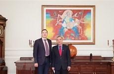 L'Ukraine souhaite resserrer ses relations avec le Vietnam et l'ASEAN