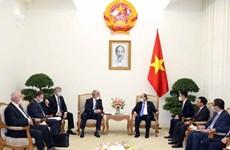 Le PM souligne les opportunités pour les investisseurs russes au Vietnam