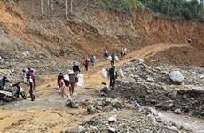 Intempéries : Singapour aide le Vietnam, le Cambodge, le Laos et les Philippines