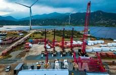 Coopération pour le développement d'énergies renouvelables entre Trungnam Group et Sany Group