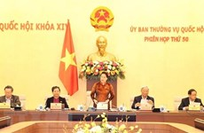 Le Comité permanent de l'AN se réunit pour la 50e réunion