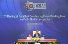 ASEAN 2020 : l'ASEAN rejoint le combat conjointe contre le COVID-19