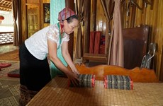 Les ambassadrices de la culture Thaï