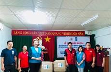 Aides onusiennes aux populations sinistrées du Centre