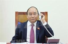 Vietnam-Laos : conversation téléphonique entre Nguyên Xuân Phuc et Thongloun Sisoulith