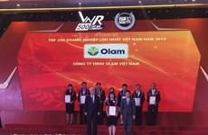 Publication de la liste des 500 plus grandes sociétés vietnamiennes en 2020
