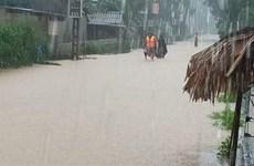 Inondations : assistance canadienne aux sinistrés du Centre