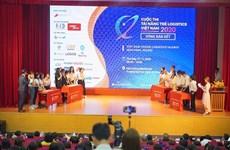 """Douze équipes qualifiées pour la finale du concours """"Viet Nam Young Logistics Talents 2020"""""""