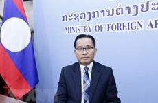 ASEAN 2020 : le vice-ministre laotien des AE apprécie la présidence vietnamienne