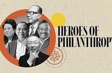 Pham Nhat Vuong fait partie des philanthropes les plus généreux d'Asie