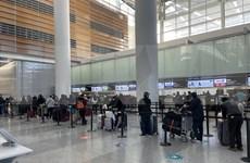COVID-19 : rapatriement de plus de 340 Vietnamiens du Japon