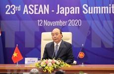 ASEAN-2020 : le 23e Sommet ASEAN-Japon