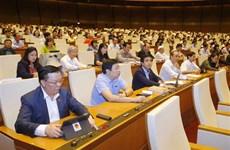 L'Assemblée nationale travaille vendredi sur plusieurs projets de loi