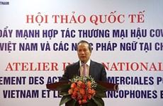 Commerce post-coronavirus: le Vietnam regarde du côté de l'Afrique francophone