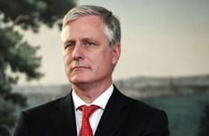 Le conseiller à la sécurité nationale américaine R. O'Brien assiste au Sommet ASEAN-Etats-Unis