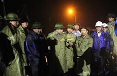 Le Vietnam se prépare au typhon Vamco