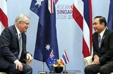 La Thaïlande et l'Australie élèvent leurs liens au rang de partenariat stratégique