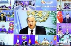 ASEAN 2020 : le partenariat intégral ASEAN-ONU devient plus fort que jamais