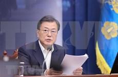 Le président sud-coréen appelle à la coopération dans la lutte contre l'épidémie