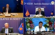 L'ASEAN et l'Australie partagent l'objectif de maintenir la paix et la stabilité en Mer Orientale