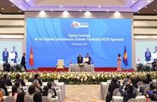 Le RCEP peut être un moteur de la reprise économique