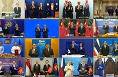Des dirigeants étrangers apprécient l'importance stratégique du RCEP