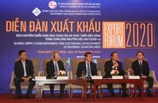 Des pistes pour stimuler les exportations et la reprise économique